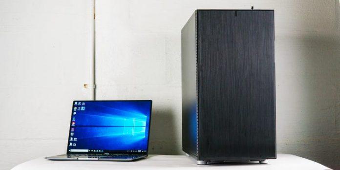 Mana yang Lebih Baik Antara Laptop dan Komputer untuk Disewa?